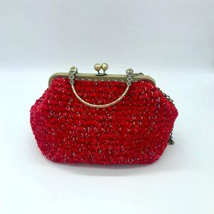 Complementos artesanales de estilo vintage Bolso de crochet estilo vintage modelo Susy. kaykai