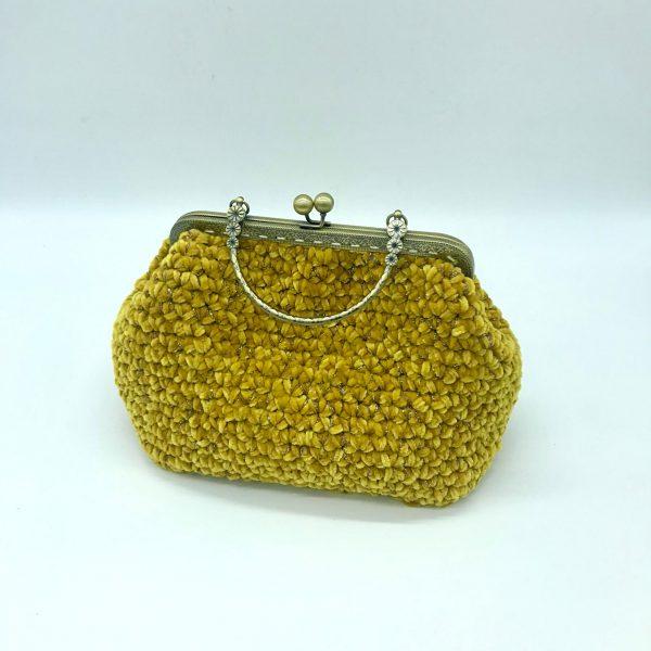 Bolso vintage de crochet modelo Susy. kaykai